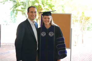 Graduation photos, part 4: Meric