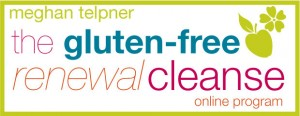 {Giveaway} Gluten-Free Renewal Cleanse!