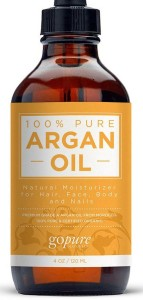 {Product Review} goPure Organic Argan Oil