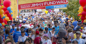 Cancer Sucks: Why I Chose the Jimmy Fund Walk to Give Back