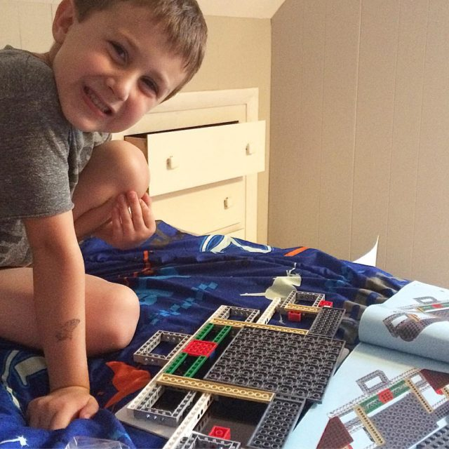 Page 23 of the lego Cinderella Castle and he hasnthellip
