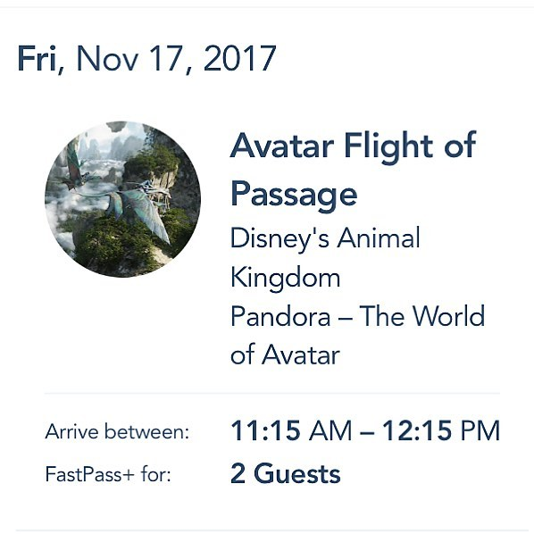 FREAKING FINALLY!!!!!!! flightofpassage avatar pandora animalkingdom sofreakingexcited whatwhat vacation disneymomhellip