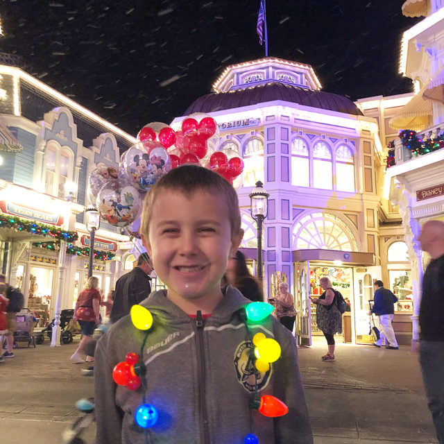We had an absolute blast at Mickeys Very Merry Christmashellip
