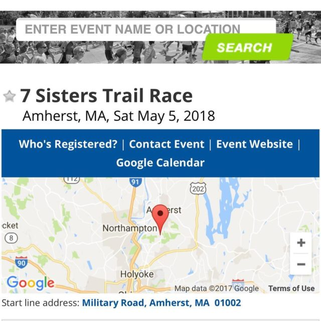 Registered for 7 Sisters! Looking forward to a huge challengehellip